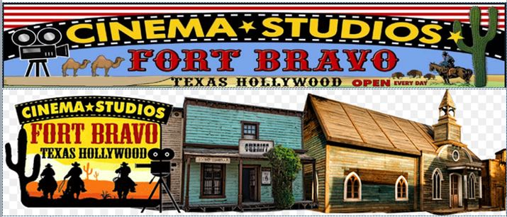TEXAS-HOLLYWOOD/FORT BRAVO, Tabernas