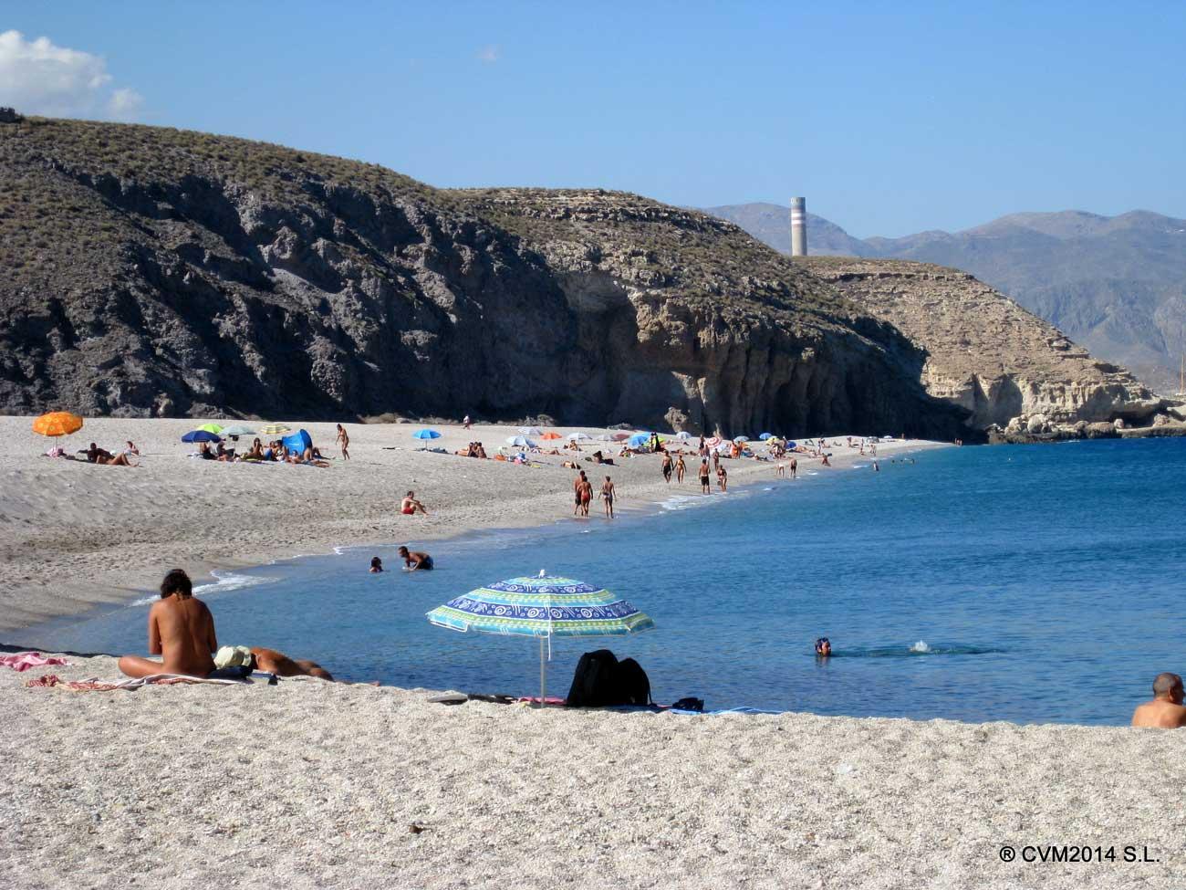 Estoy En La Playa De Los Muertos En Almer 237 A Y Respondo